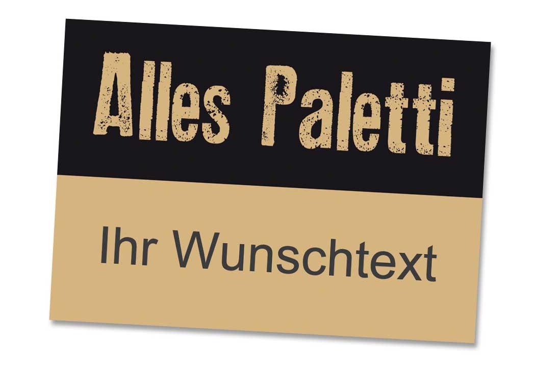 Geschenk Set Mini Palette Naschkiste   Bull-Bear.de