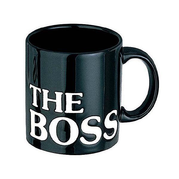 Becher The Boss