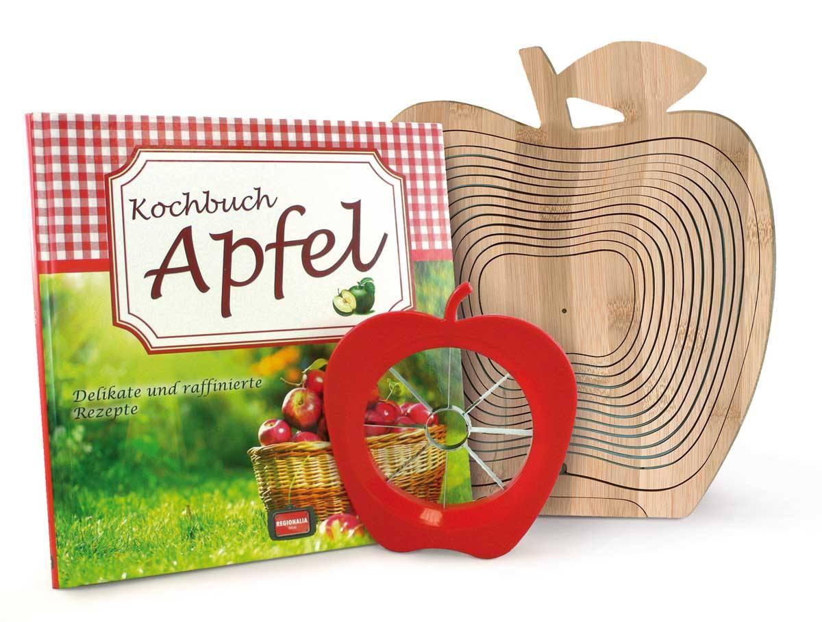 Geschenkset \'\'Rund um den Apfel\'\' | Bull-Bear.de