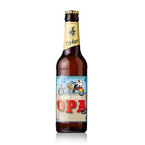6er Bier-Box ''Coolster Opa''