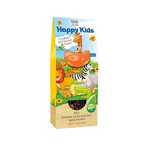 Bio-Fr�chtetee + Teesieb Happy Kids