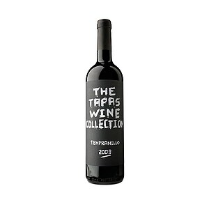 Rotwein Tapas Wine Collection Tempranillo