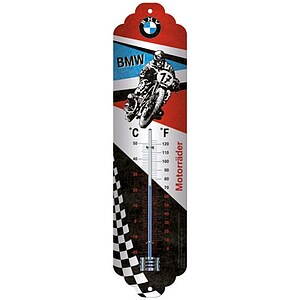 Wand-Thermometer ''BMW Motorräder''