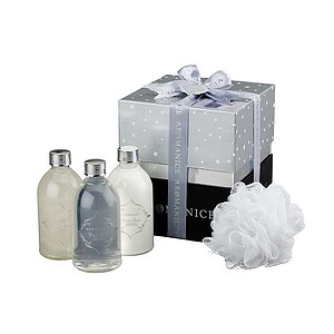 Wellness Set Silver Diamond